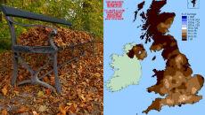 Najcieplejszy listopad w historii Wysp?