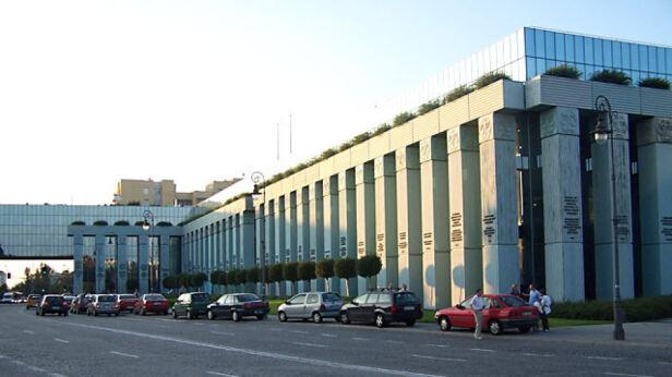 Gmach Sądu Najwyższego w Warszawie Piotru/Wikipedia CC BY-SA 3.0