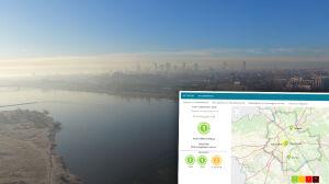 Ruszył Warszawski Indeks Powietrza. Sprawdzisz poziom smogu i prognozy