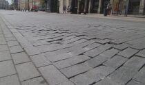 Zamkną Krakowskie Przedmieście na dwa miesiące. Znów remont