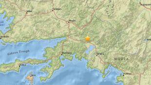 W Turcji zatrzęsła się ziemia. Prawie 20 wstrząsów wtórnych