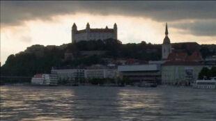 Dunaj w Bratysławie bije rekordy