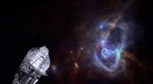 Herschel i najpiękniejsze obrazy, jakie wykonał (ESA)