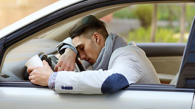 Niewyspany jak pijany. <br /> Brak snu działa jak alkohol