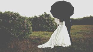 Boisz się, że w dniu twojego ślubu będzie padać? Da się tego uniknąć