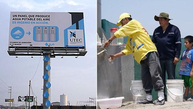 Ta reklama została zrobiona dla... wody