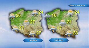 Maciej Dolega o pogodzie na kolejne dni